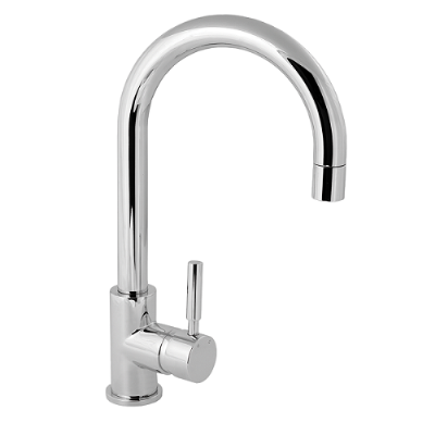 Deva Single Side Lever Monobloc Sink Mixer Tap - 58000041